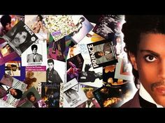 PRINCE Vinyl Collection (Special 80's) - YouTube