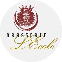 Brasserie L'école, classic French bistro/brasserie.