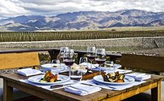 Casa de Uco Resort, Vale de Uco, Mendoza, Argentina