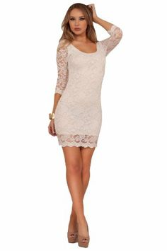 Sexy Elegant Mini Slip Romantic Floral Lace Overlay Cocktail Evening Midi Dress (Medium, White) Hot from Hollywood,http://www.amazon.com/dp/B00IX3HHHA/ref=cm_sw_r_pi_dp_N1zptb1QCVE2R1QP