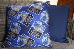 Star Wars Poster cushion cover by BlossomvioletCrafts on Etsy
