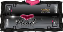 Pink Heart License Plate Frame for Girls, Teens Cool License Plates, Novelty License Plates, License Plate Frames, Girly Car, Car Accessories For Girls, Frappuccino, Girl Pictures, Airstream, Heart