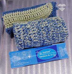Virkatut tiskirätit Bambu-langasta Sewing, Knitting, Crochet, Diy, Handmade, Fashion, Moda, Dressmaking, Hand Made