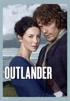 Outlander Jamie & Claire TV Series