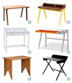 Mini home office - Escrivaninhas