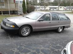eBay: 1995 Chevrolet Caprice CLASSIC 1995 Chevrolet Caprice LT1 Wagon 8 Passenger Good Condition #classiccars #cars