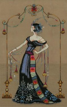 Gallery.ru / Photo # 1 - Mirabilia Designs / Nora Corbett - bobrika