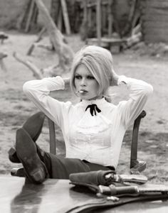 "Style Icon of the Month: Brigitte Bardot - Knick Knacker""  She was the spark that set things off,"" said Jean-Marc Gaucher, Repetto's current chief executive officer. ""People wanted to have the same product as her. She became a symbol of women's emancipation. She broke with the codes of the era."""