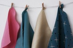 coletterie article explaining different fabric types