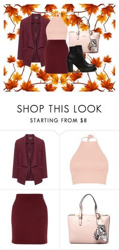 """""""milan days 2"""" by itgirl91 on Polyvore featuring Manon Baptiste, Boohoo, GUESS e Magdalena"""