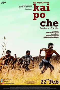 Kai po che! (2013) FULL MOVIE. Click image to watch this movie