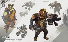 Shadowrun Returns First In-Game Assets Revealed Cyberpunk Rpg, Cyberpunk Aesthetic, Cyberpunk Character, Shadowrun Returns, Shadowrun Rpg, Character Sheet, Character Concept, Concept Art, Rpg World