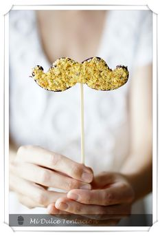 Mi dulce tentación: Bigotes de Chocolate