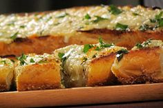 Asiago Garlic Bread...From Buddy Valastro (Cake Boss)