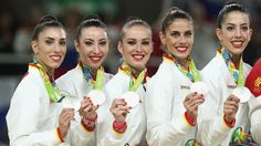 Spain, who won gold when the sport made its Olympic debut at Atlanta 1996 but failed to get on the podium at the next four Olympics, claimed silver