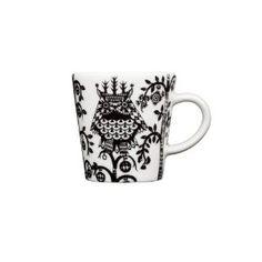 I love these Iittala Taika owl espresso cups.
