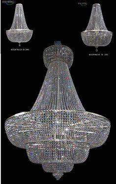 Long spiral swarovski crystal chandelier crystal chendelier beautiful crystal chandelier with sparkling swarovski crystals made by faustig b3329 aloadofball Images