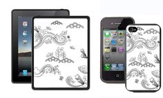 PARADISE    iphone 4/4s/5, samsung galaxy s2 & ipad cover (http://726685.spreadshirt.net/)