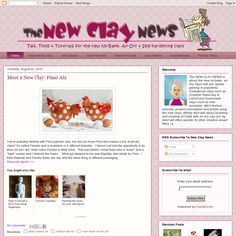 Website 'http://newclaynews.blogspot.it/' snapped on Snapito!