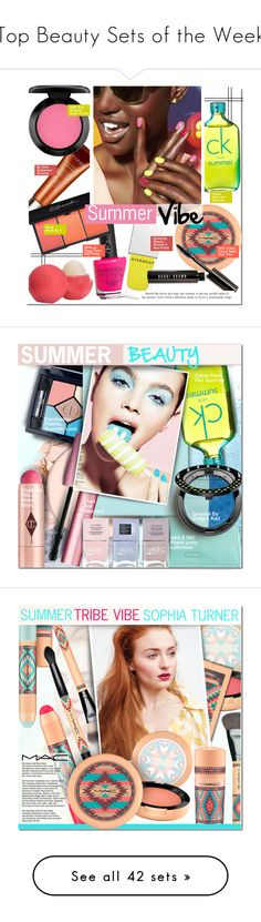 """Top Beauty Sets of the Week"" by polyvore ❤ liked on Polyvore featuring beauty, Piggy Paint, Calvin Klein, By Terry, MAC Cosmetics, Givenchy, Eos, Bobbi Brown Cosmetics, Beauty and makeup"