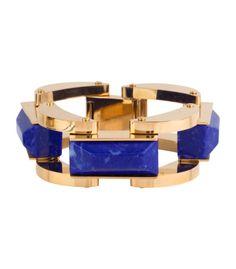 Lele Sadhougi Milky Way Bracelet - Blue & Gold Bracelet