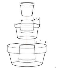 of Herbs tower of flowers, a clever way to plant an herb garden. Good idea for a spring project?tower of flowers, a clever way to plant an herb garden. Good idea for a spring project? Lawn And Garden, Garden Art, Garden Plants, Home And Garden, Tower Garden, Family Garden, Garden Club, Garden Kids, Indoor Garden