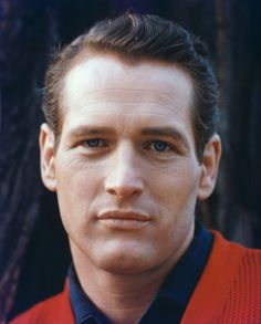 Paul Newman Uno de los hombres más guapos del siglo XX : )