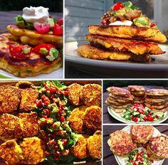 StyleBlueprint Gluten Free Corn Cakes NC Corn Cakes: The Perfect Side or Main Dish!