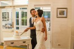 wedding cake flowers Sunshine Coast