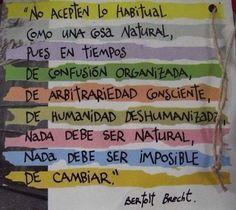 """Dejo esto por aquí... 1930. Alemania. Bertolt Brecht. """"La excepción y la regla"""". Cualquier parecido con la actualidad es pura coincidencia?  #misdatos #comunicación #comunicaciones101 #política #educomunicación #NTIC #opinión #argumentos #bruja #brujareal #venezuela #CosasDeBruja  Robado del muro de Facebook de @yosoydanielh."""