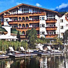 Willkommen im Alpenresort Schwarz, cirka 35 km von Innsbruck befindet sich dieses Hotel der Best Wellness Hotels Austria im schönem #Tirol.  #BestWellnessHotelsAustria #DemipressBestwellness #DemipressFotoshooting #wellness #spa #beauty #hotel #tirol #visittirole #lovetirol #AlpenresortSchwarz