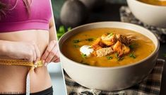 Fat-Burning Soup Diet - Lose Weight in Just 7 Days Super Healthy Recipes, Healthy Foods To Eat, Healthy Dinner Recipes, Fat Burning Soup, Diet Soup Recipes, Dinner Recipes For Kids, Diet Menu, Food Videos, Easy Meals