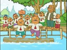 The Berenstain Bears   Go To Camp (1-2)