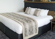 City Double Room at Abel Heywood Boutique Hotel
