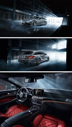 The impressive new generation of the CLS Shooting Brake offers fascinating design and technical innovations. With plenty of space, superlative luxury, and agile, dynamic driving, tradition meets modernity. [Mercedes-AMG CLS 63 S | combined fuel consumption 10.8–10.6 l/100km | combined CO2 emission 251–247 g/km | http://mb4.me/efficiency_statement]