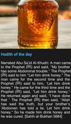 Hadith of the day Prophet Muhammad Quotes, Hadith Quotes, Muslim Quotes, Quran Quotes, Islamic Quotes, Islamic Phrases, Quran Verses, Islam Beliefs, Islam Hadith