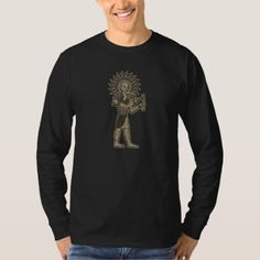 Indianer Totenkopf Häuptling skull chief T Shirt T Shirts, Long Sleeve Shirts, Halloween Outfits, American, Shirt Outfit, Shirt Style, Shirt Designs, Graphic Sweatshirt, Casual