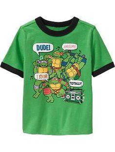 Teenage Mutant Ninja Turtles™ Tees for Baby