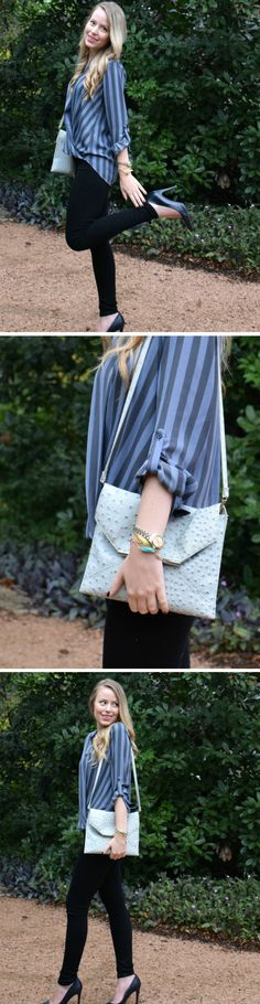 What to wear to work in a casual tech environment! We've got you covered today on the blog! check it out on seekwandershare.com !