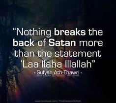 Laa Illaha Illallah...Muhammad Arasul Allah