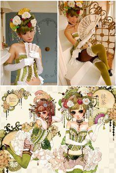 Sakizou's artwork