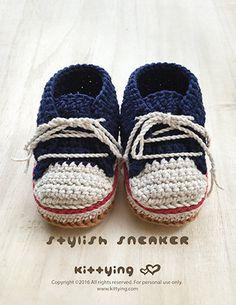 Crochet Pattern Baby Booties Stylish Baby SneakersElegant Oriental Wood Ceramic versatile bracelet