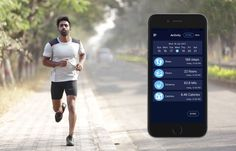 This smart t-shirt helps you navigate while tracking your activities.. #SmartClothes #WearableTech #SmartClothing
