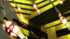 animated artist_unknown effects explosions guilty_crown missiles smoke