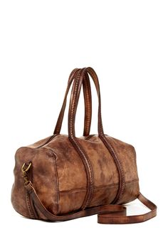 OLIVIA MILLER Studded Leather Tote Bag