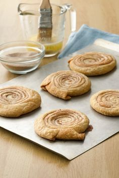 Baby Elephant Ears are easy to make and your kitchen will smell wonderful!