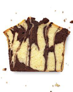 Simple cake recipes including easy chocolate pound cake, lemon Bundt cake, spiced carrot cake, cinnamon coffee cake, and buttery apple cake. Marble Pound Cakes, Marble Cake Recipes, Pound Cake Recipes, Easy Cake Recipes, Simple Marble Cake Recipe, Chocolate Ganache Icing, Chocolate Pound Cake, Chocolate Swirl, Chocolate Tarts