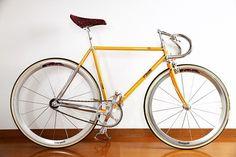 CINELLI #cinelli#fixie#fixedgear#vintageofbikes