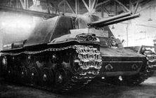 Советский тяжелый танк КВ-7 (вариант 2). История создания, технические характеристики, боевое применение, описание конструкции.