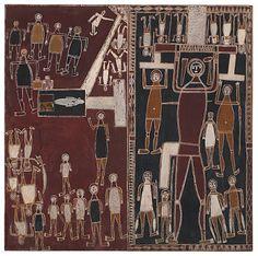 Indigenous Jesus: Aboriginal Painting